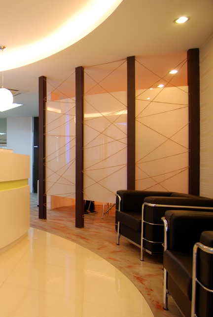 Reception Waiting Area (Miri)